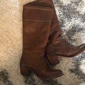 Frye Boots - Jane Redwood, size 8